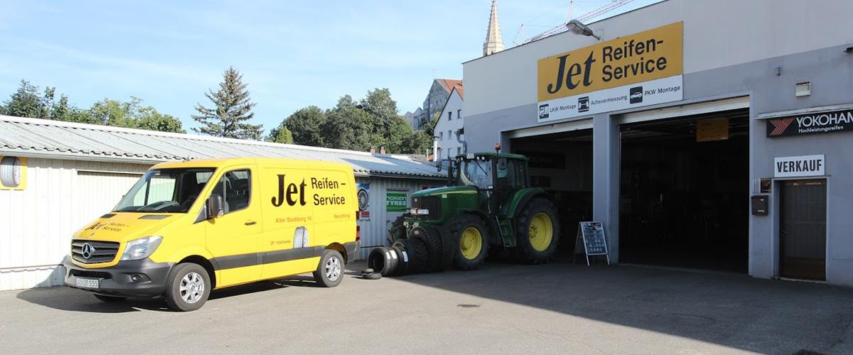 Jet Reifenservice Betrieb