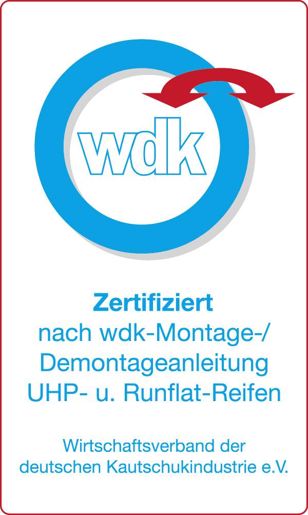 wdk-zertifiziert